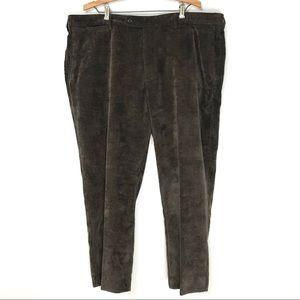 Peter Millar 42x28 Nanoluxe Corduroy Trouser Pants